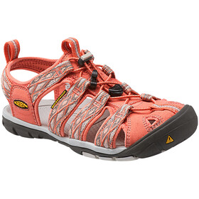 Keen Clearwater CNX Sandals Women Fusion Coral/Vapor